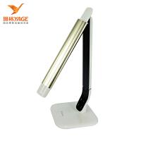 雅格5920商务台灯LED触控调光三色台灯学习护眼台灯