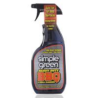 美国Simple Green重油污清洁剂 烤架去油污净厨房 抽油烟机清洗剂