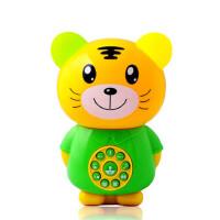 Tao yu tang/淘雨堂 小老虎和乐虎幼儿启蒙早教智能故事机儿童玩具 可录音汤姆猫学说话安睡灯