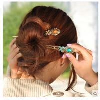 发簪 古典饰品 韩版簪子发卡 盘发插针发饰 古装古代头饰