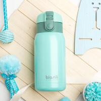 Bianli倍乐保温杯女士礼物迷你可爱便捷不锈钢水壶杯子300ML 007095