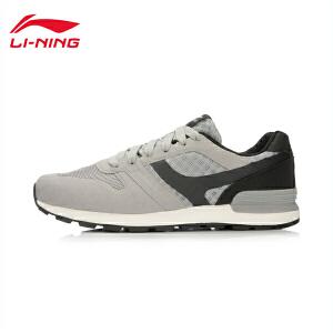 李宁男子复古经典跑鞋荣耀男休闲运动鞋ARCL013