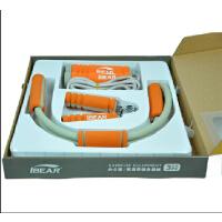 伊贝尔 握力器 跳绳 8字型拉力器 男女健身运动礼品三件套装S-005