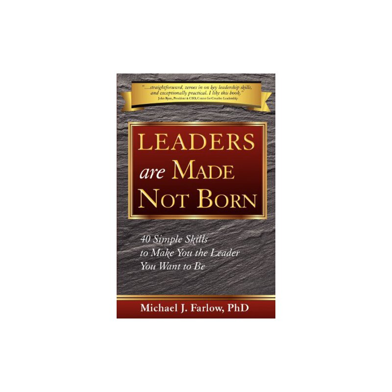 born leaders vs made leaders The question of whether leaders are born or developed is a hot button issue nature vs nurture: are leaders born or developed are leaders born or made.