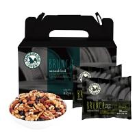 韩国进口山野 M&F 早午混合搭配坚果 蔓越莓版 20克/袋 15袋礼盒装