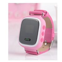 歌迈儿童电话手表皮带智能定位手表 GPS定位防丢手环可插卡通话