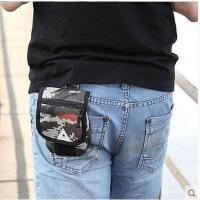 韩版手腕包 手机包小挎包户外包 穿皮带腰包潮腰包小包包