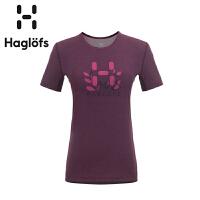 Haglofs火柴棍女款简洁速干T恤603356(亚洲新版)