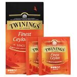 [当当自营] 波兰进口 Twinings英国川宁精品锡兰茶50g