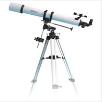 博冠天文望远镜 天鹰折射80/900 初学者入门必备 观天观景两用 可接单反相机拍摄