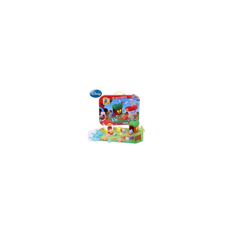 【京潮港其他】迪士尼3d打印泥动物世界彩泥模具套