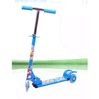 飞尔顿滑板车滑板车儿童滑板三轮儿童户外玩具活力车童车升降折叠滑板车加厚减震儿童滑滑车