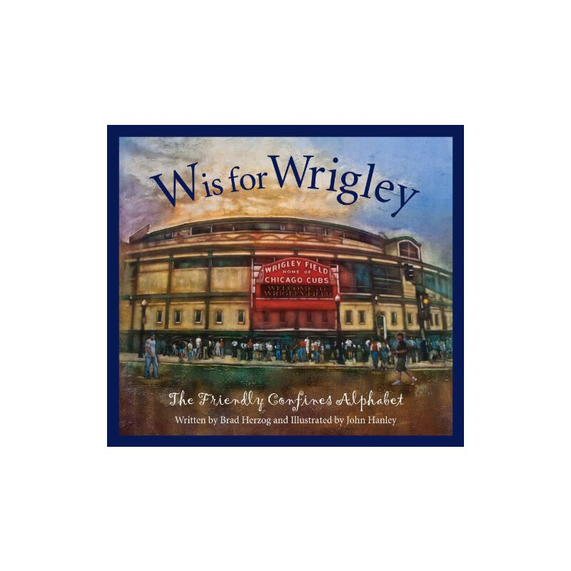 《W is for Wrigley: The Friendly Confines Alpha