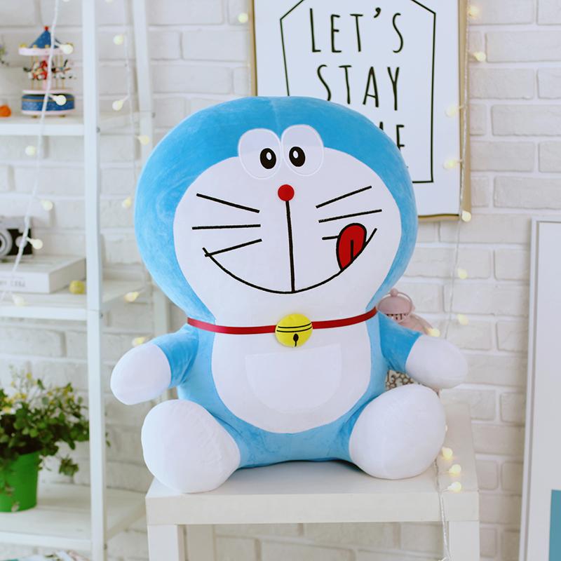 毛绒玩具叮当猫抱枕机器猫布娃娃生日礼物女生带您进入多啦a梦的世界