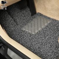 朗森 20MM加厚丝圈汽车脚垫 喷丝地毯专车专用丝圈脚垫草坪拉丝车地垫