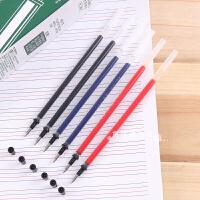 真彩笔芯2017水笔芯 中性笔芯0.5MM签字笔替芯 可配真彩009水笔
