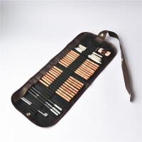 马可油性彩铅笔72色 24/36/48色绘画填色经典油性彩色铅笔