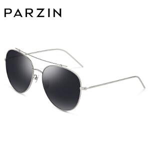 帕森 时尚情侣太阳眼镜 女士迷幻 男士复古个性 简约潮墨镜驾驶镜 9677