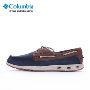 【领卷满400减100】Columbia哥伦比亚 户外男款防污防泼水休闲鞋BM4438