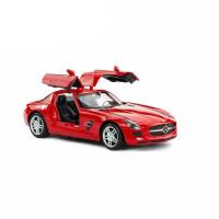 星辉 1:14奔驰SLS 儿童遥控车赛车玩具 款式随机发送