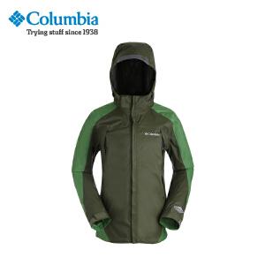 【领卷满400减100】Columbia哥伦比亚男士机织休闲外套单层冲锋衣PM5808
