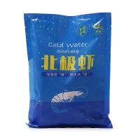 【春播】深海食堂野生深海北极虾(120+只/kg)400g*2袋