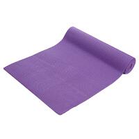 [当当自营]皮尔瑜伽 PVC8mm纯色防滑瑜伽垫紫色 (附带背包)