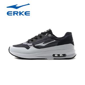 鸿星尔克男鞋气垫跑步鞋男夏季网布运动鞋跑鞋男