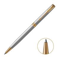 【当当自营】PARKER 2015款派克卓尔钢杆金夹原子笔-纤巧