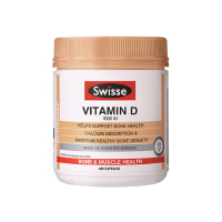 澳洲直邮Swisse VitaminD 维生素D400粒 胶囊 孕妇中老年成人儿童补钙 海外购