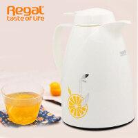 [当当自营]Regal丽格 瓷感印花真空玻璃胆保温壶RDS 1.5L