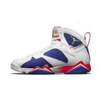 NIKE/耐克 Air Jordan 7 Hare AJ7 女子飞人乔丹高帮篮球运动鞋304774-123