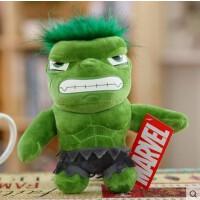 复仇者联盟公仔蜘蛛侠美国队长毛绒玩具玩偶儿童生日礼物男