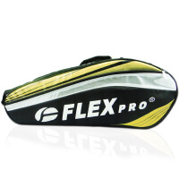 佛雷斯/FLEX羽毛球包FB-150 双肩背带 羽毛球袋