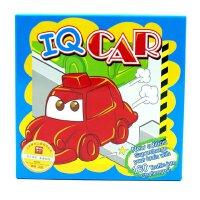 正版奶宝宝Nibobo带防伪 IQ-CAR赛车突围160关IQ车 益智迷宫玩具