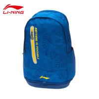 李宁羽毛球系列双肩背包运动包ABSL304