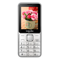 UniscopE/优思 US68v电信版老人手机大字直板老年老人机