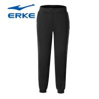 鸿星尔克服装erke女针织长裤 新款针织长裤透气休闲裤