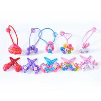 CYMO库摩 儿童软陶饰品发饰套装10件套 5件发绳+5对发夹 共5组造型