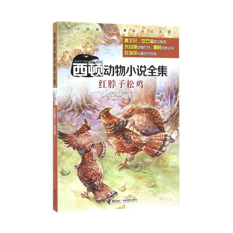 红脖子松鸡/西顿动物小说全集
