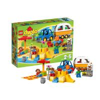 [当当自营]LEGO 乐高 duplo得宝系列 开心露营 积木拼插儿童益智玩具 10602