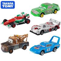 TAKARA TOMY/多美卡合金车cars车赛车总动员男孩汽车模型玩具礼物