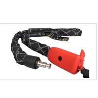 自行车链条锁防盗锁防剪电瓶锁超轻 电动车锁摩托车锁链条锁