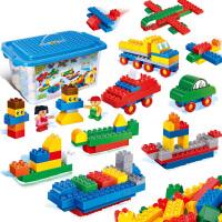 【当当自营】【当当自营】邦宝益智拼装积木塑料165大颗粒拼插玩具儿童交通工具认知6502