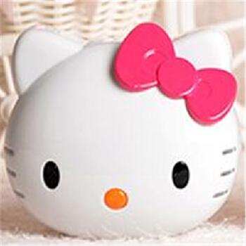 卡通hello kitty 移动电源 猫头手机 充电宝 12000毫安大容量行动.