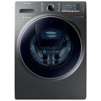 【当当自营】三星(SAMSUNG)WW90K7415OX/SC 9公斤 安心添 智能变频滚筒洗衣机(钛晶灰)