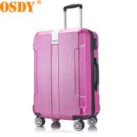 【可礼品卡支付】24寸 OSDY品牌新品  拉杆箱 A926 行李箱 旅行箱 托运箱 男女通用拉杆箱 静音万向轮