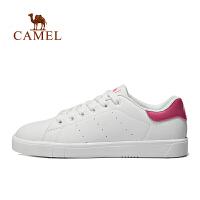 【领券满299减200】camel骆驼户外女款运动板鞋 轻便舒适女板鞋