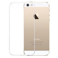 iphone5s手机壳 苹果5手机壳 5s手机套外壳新款硅胶tpu透明保护套