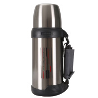 富光真空保温壶1000ml户外旅行保温瓶不锈钢家用大容量保温杯FZ6014-1000
